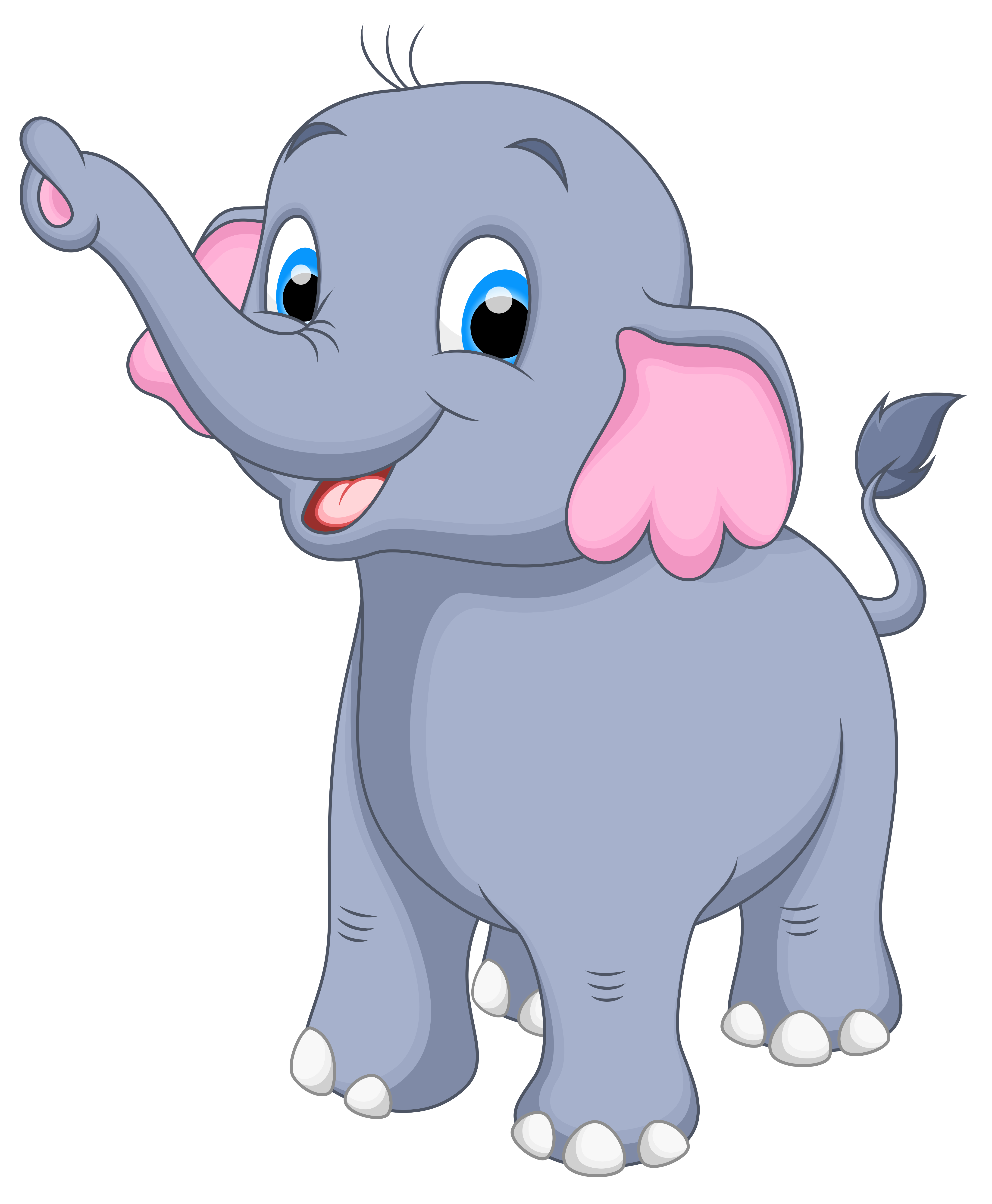 Elephant clipart #2, Download drawings