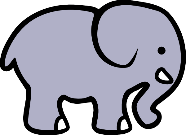 Elephant clipart #11, Download drawings