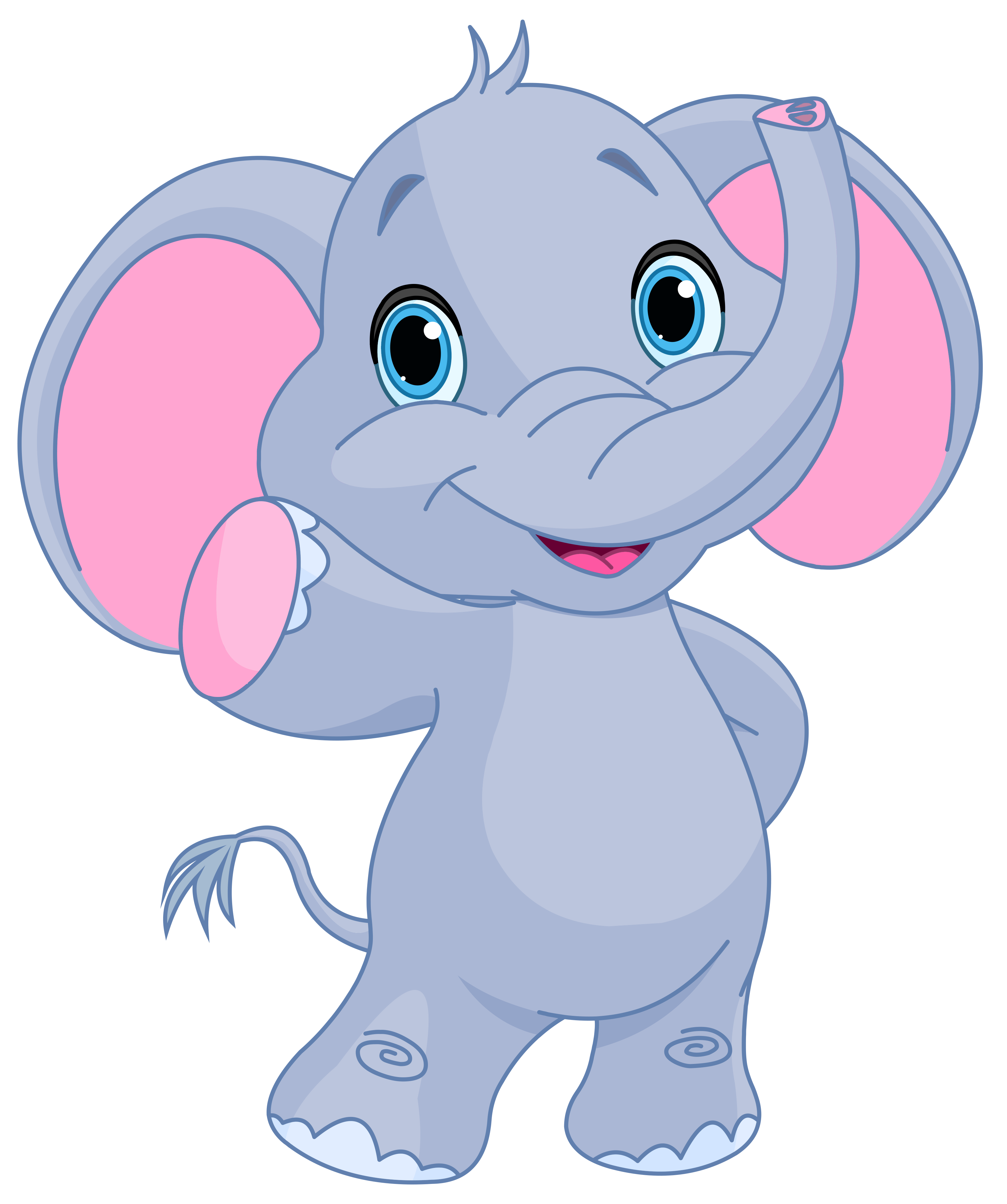 Elephant clipart #6, Download drawings