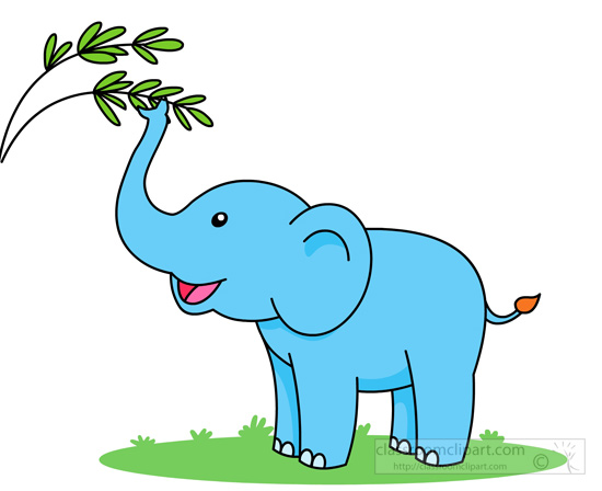 Elephant clipart #10, Download drawings
