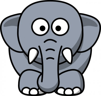 Elephant clipart #9, Download drawings