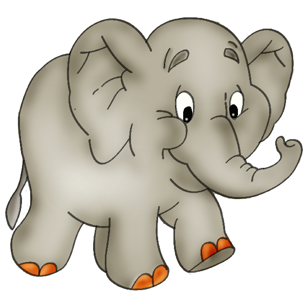 Elephant clipart #1, Download drawings