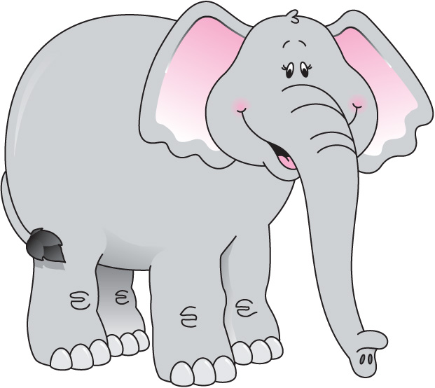 Elephant clipart #17, Download drawings