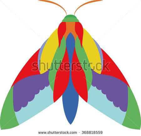 Elephant Hawk-moth clipart #12, Download drawings