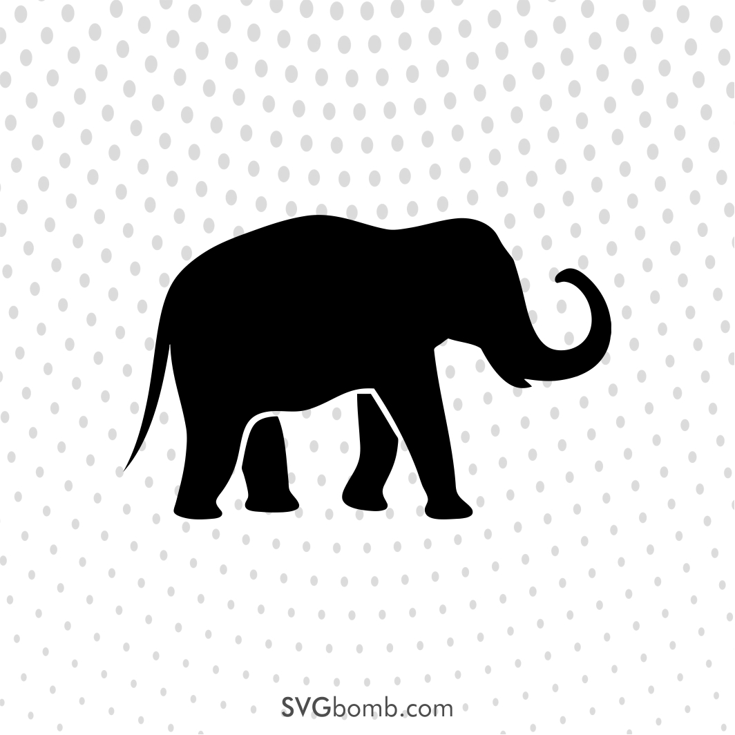 elephant svg free #1055, Download drawings