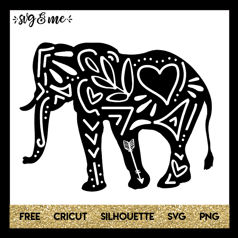 elephant svg free #1048, Download drawings