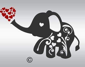 elephant svg free #1052, Download drawings