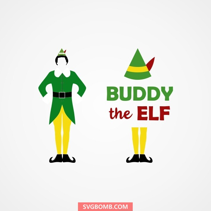 elf movie svg #952, Download drawings
