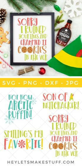 elf movie svg #955, Download drawings