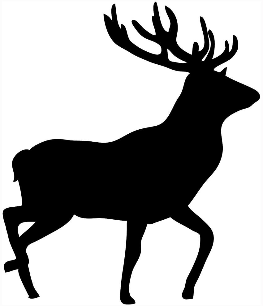 Elk clipart #9, Download drawings