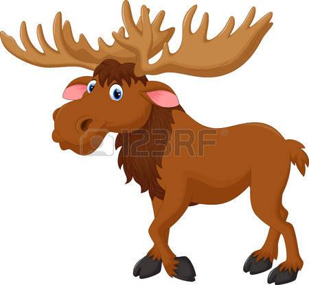 Moose clipart #20, Download drawings