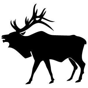 Elk clipart #16, Download drawings