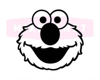 elmo svg #254, Download drawings