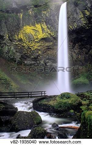 Elowah Falls clipart #20, Download drawings