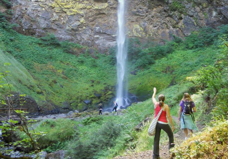 Elowah Falls svg #7, Download drawings