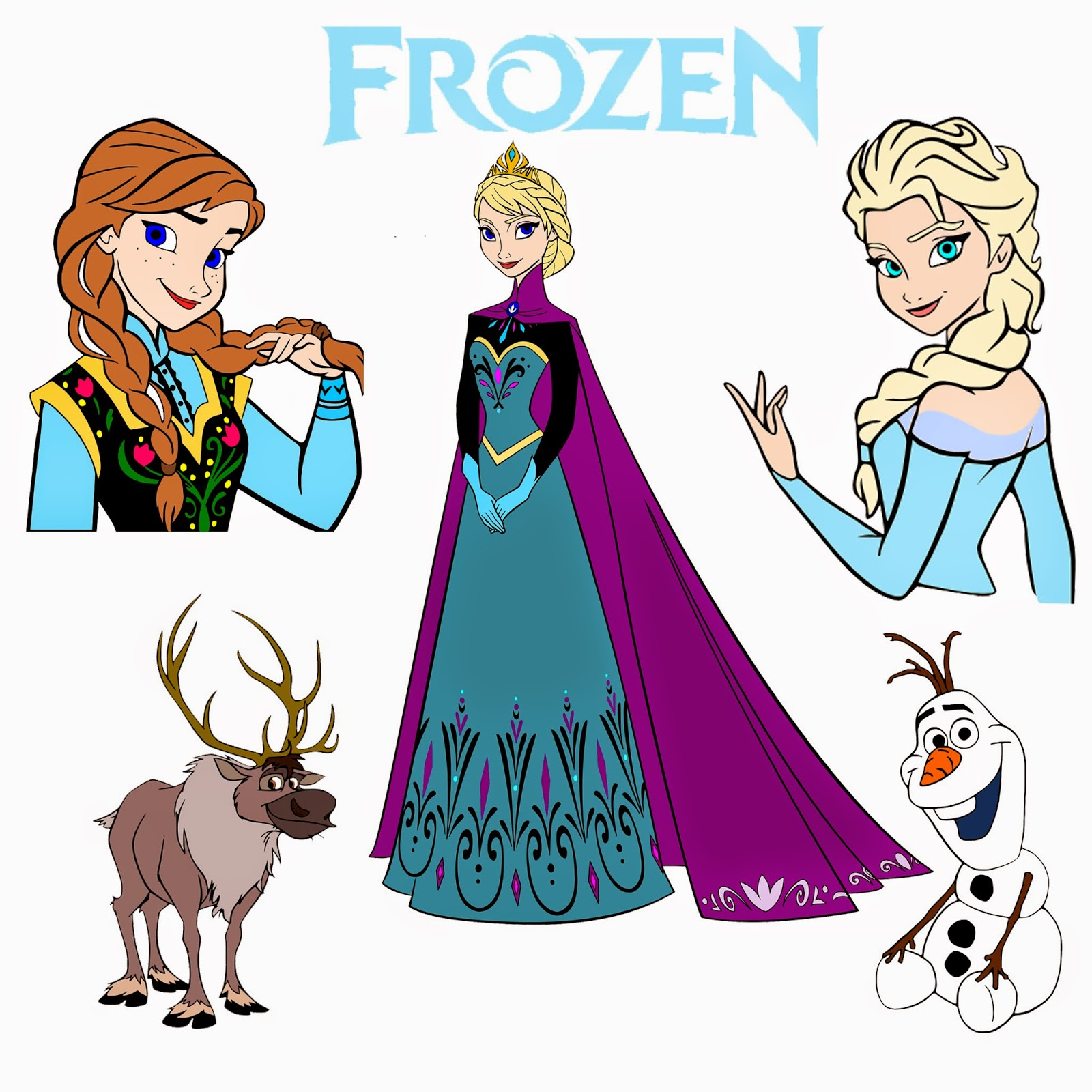 Elsa (Frozen) svg #5, Download drawings