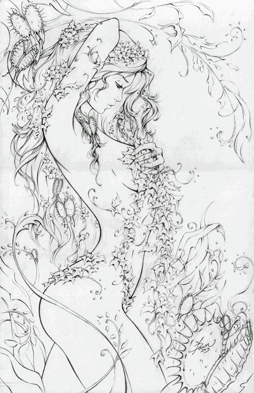 Elvish Love coloring #6, Download drawings