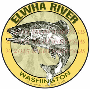 Elwha River clipart #12, Download drawings