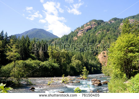 Elwha River clipart #4, Download drawings