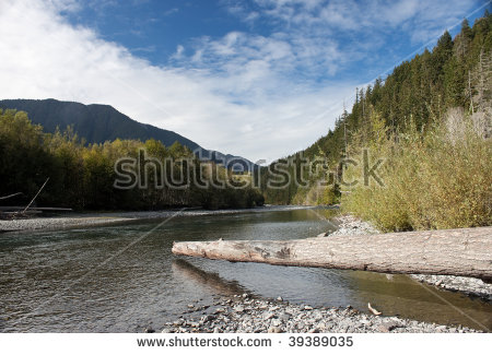 Elwha River clipart #2, Download drawings
