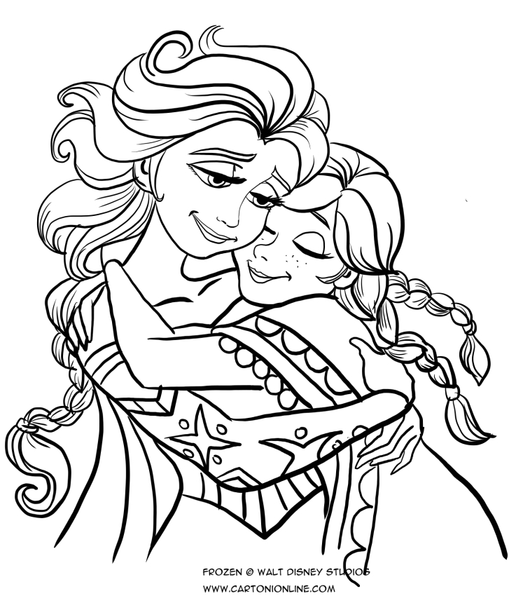 Embrace coloring #1, Download drawings