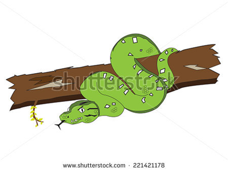 Emerald Tree Boa clipart #19, Download drawings