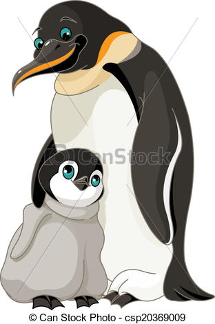 King Emperor Penguins clipart #10, Download drawings