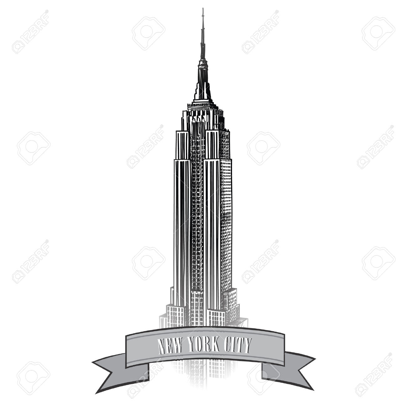 Empire State Building clipart #9, Download drawings