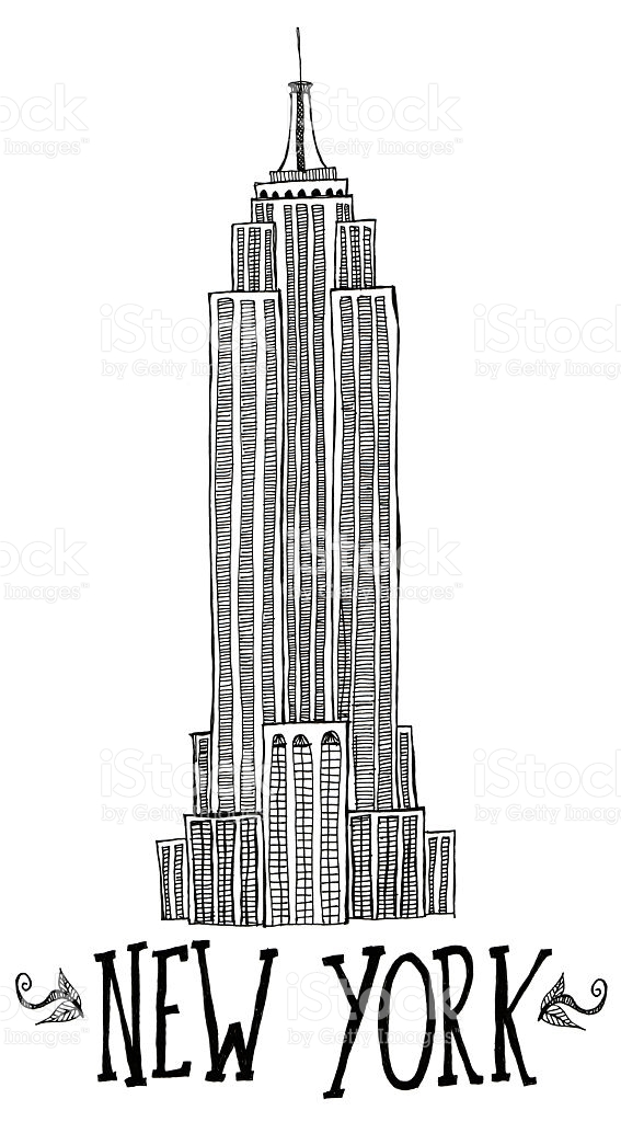 Empire State Building clipart #13, Download drawings