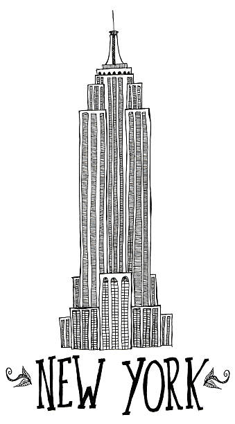 Empire State Building clipart #4, Download drawings