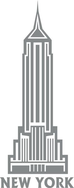 Empire State Building clipart #8, Download drawings