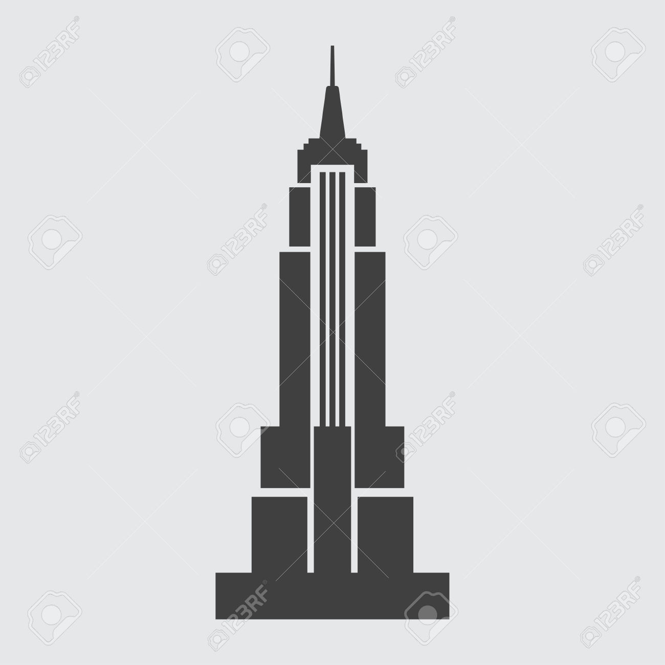 Empire State Building clipart #16, Download drawings