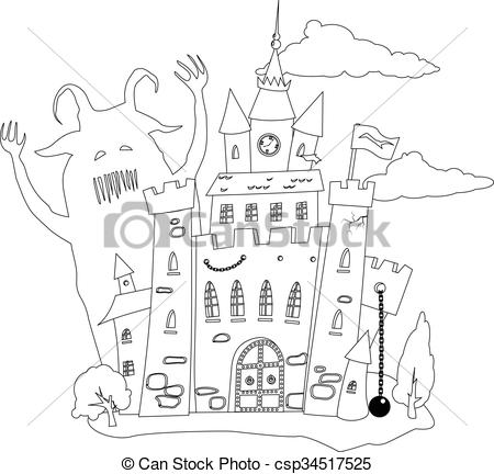 Enchanted Castle coloring #8, Download drawings