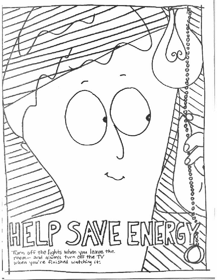 Energy coloring #15, Download drawings