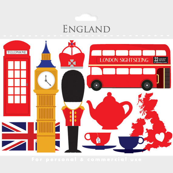 England clipart #3, Download drawings