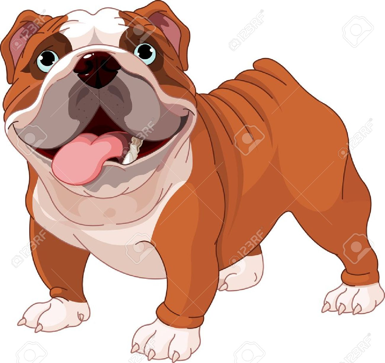 English Bulldog clipart #8, Download drawings