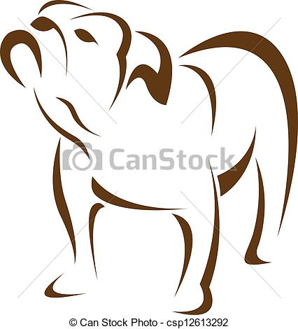 English Bulldog clipart #5, Download drawings