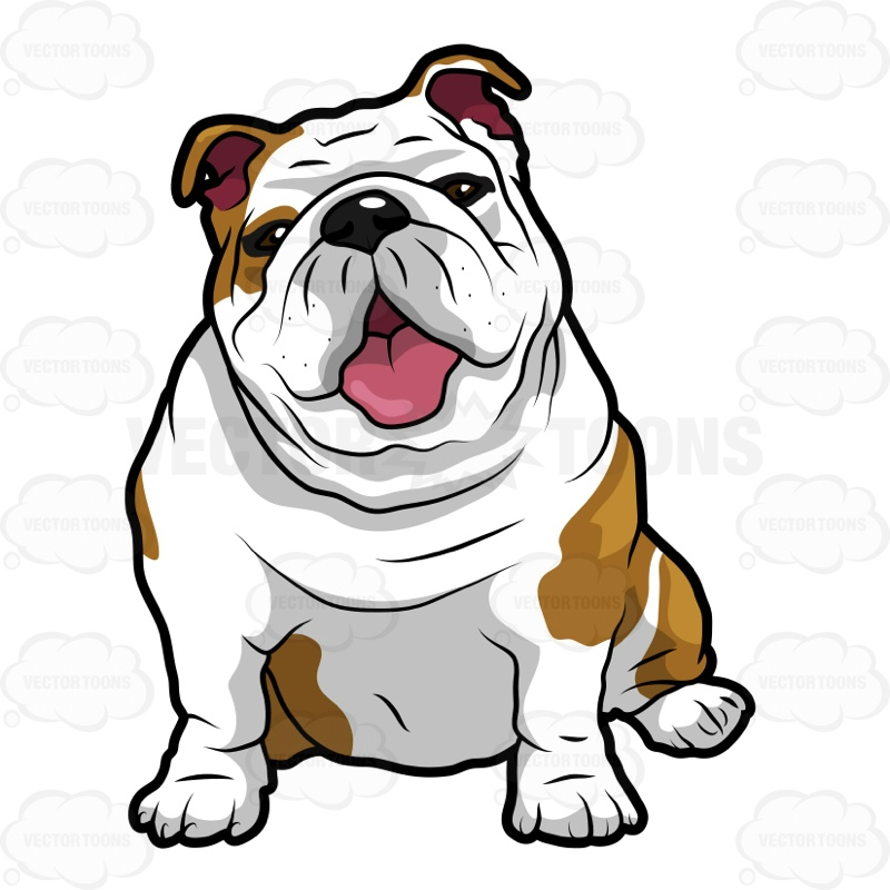 English Bulldog clipart #10, Download drawings