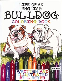 English Bulldog coloring #13, Download drawings