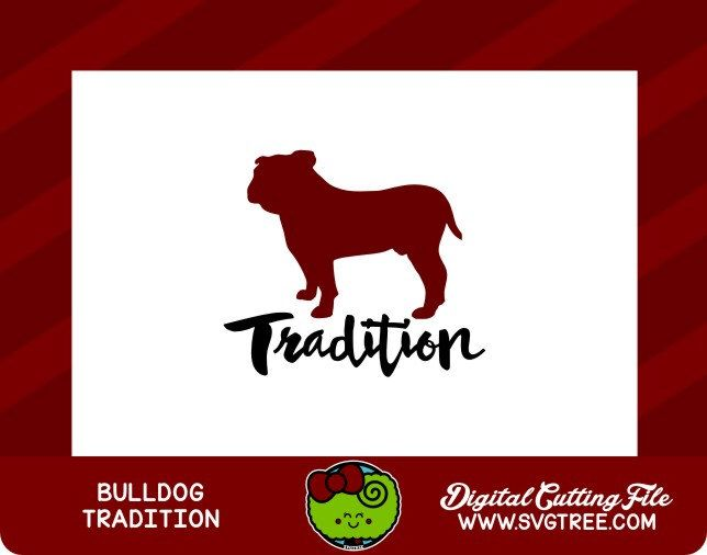 English Bulldog svg #169, Download drawings