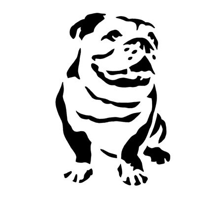 English Bulldog svg #164, Download drawings