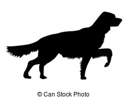 Setter clipart #4, Download drawings