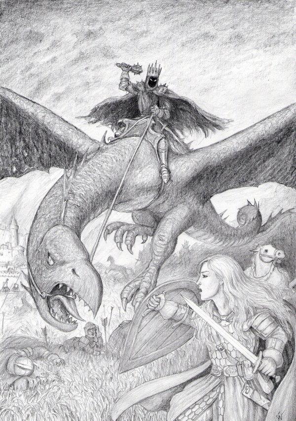 Eowyn coloring #13, Download drawings
