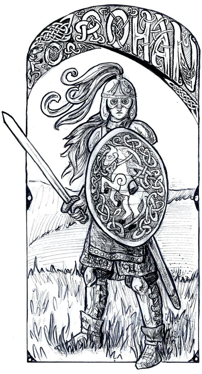 Eowyn coloring #16, Download drawings