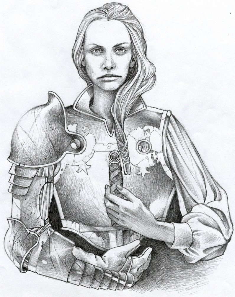 Eowyn coloring #16, Download drawings