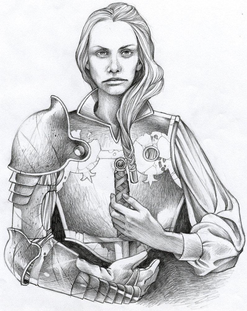 Eowyn coloring #5, Download drawings