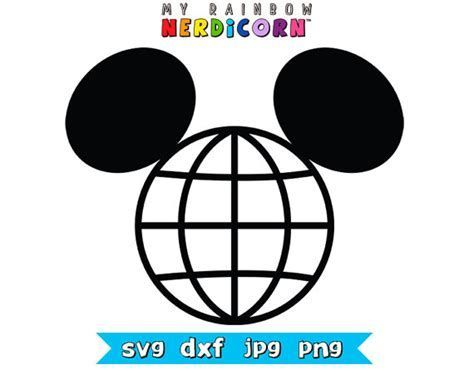 epcot svg #1084, Download drawings