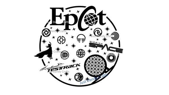 epcot svg #1087, Download drawings