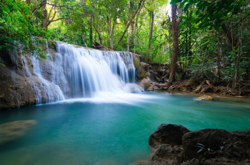 Erawan Falls svg #9, Download drawings