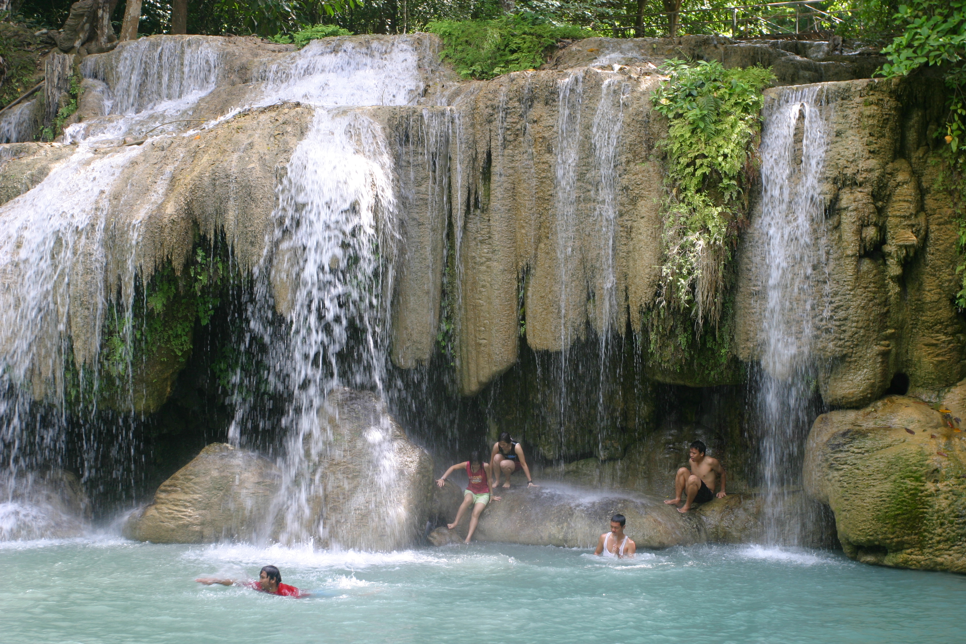 Erawan Falls svg #7, Download drawings